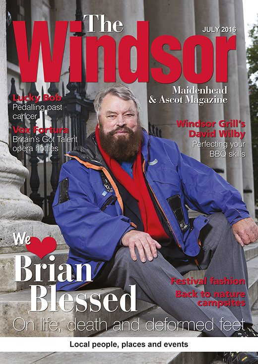 Windsor Magazine July 2016