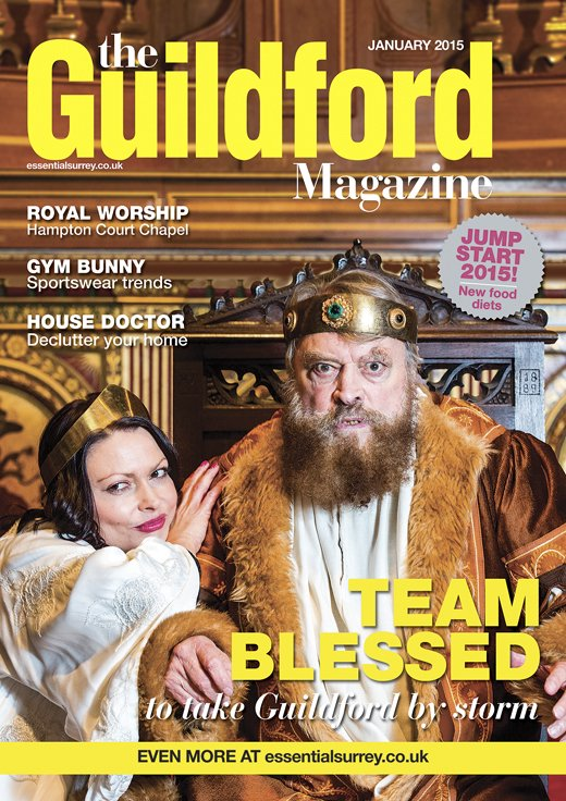 Guildford Magazine January 2015