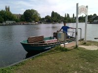 Ferryman at the Molesey bank.jpg