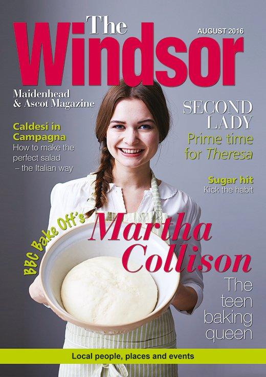 Windsor Ascot & Maidenhead Magazine August 2016