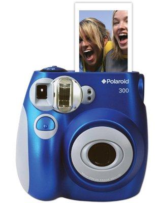 Polaroid 300 Instant Camera - Blue.jpg