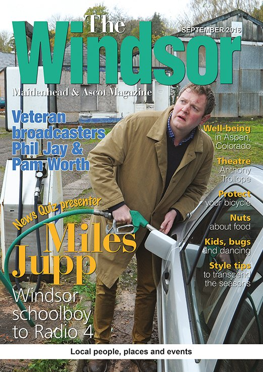 Windsor Magazine September 2016