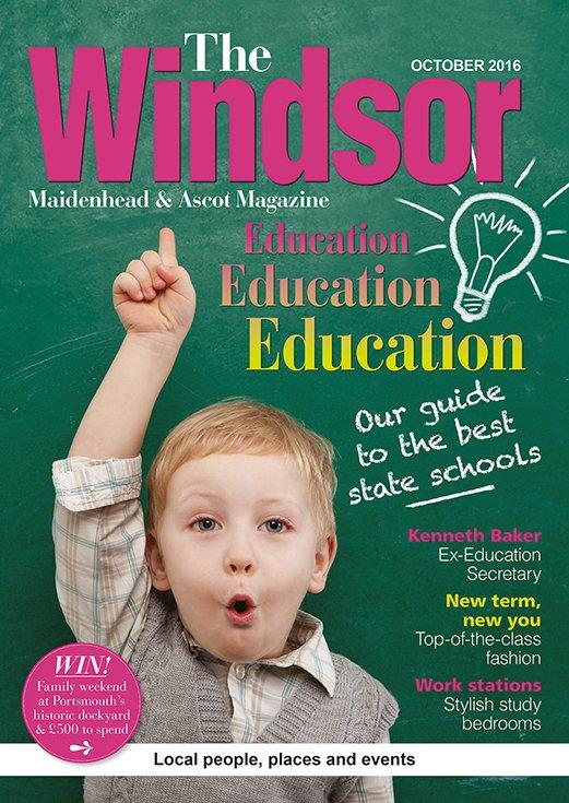 Windsor Magazine October 2016