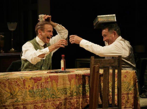 Mark Elstob and Owen Aaronovitch as Frank Gibbons and Bob Mitchell.jpg