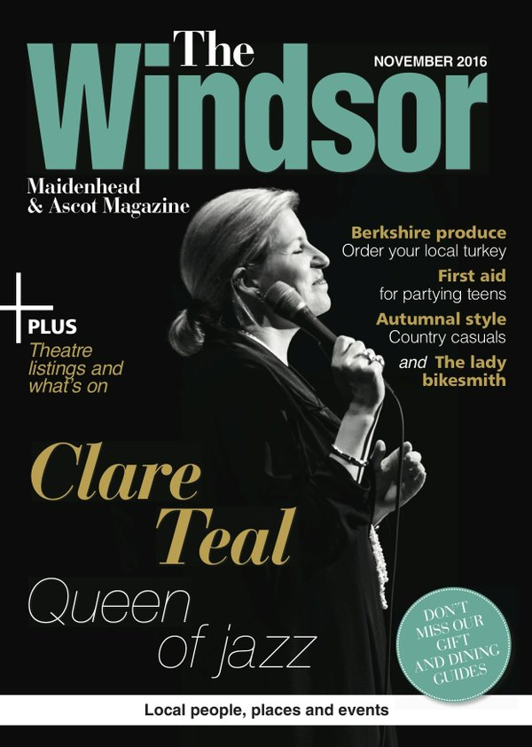 Windsor Magazine November 2016