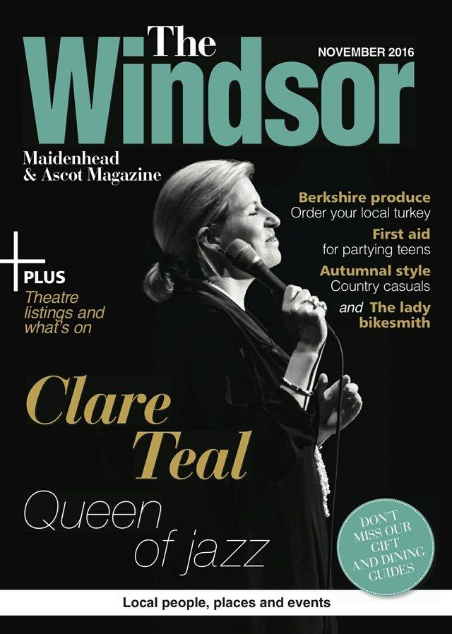 Windsor Magazine November 2016