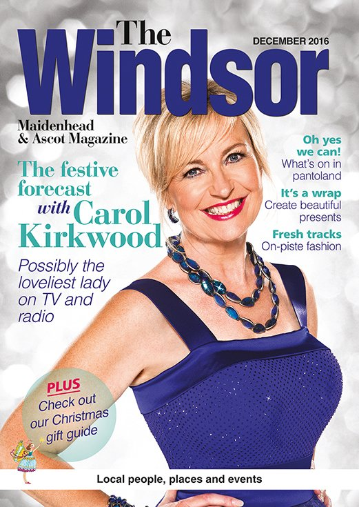 Windsor, Ascot & Maidenhead Magazine December 2016