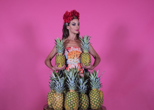 Pink Nat with Pineapples ©Drew Cox.jpg