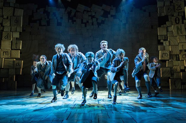 Review: Matilda at the Cambridge Theatre in the West End