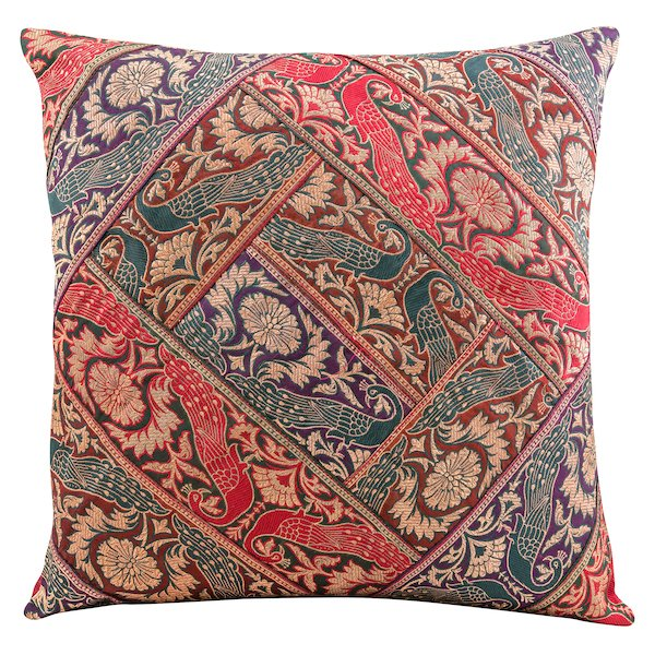 Sari Peacock Patch Cushion £19.95.jpg