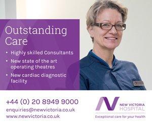 New Victoria Hospital MPU