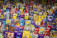 The Children's Trust Easter Fair Eggs.jpg