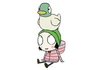 Sarah and DUck.jpg