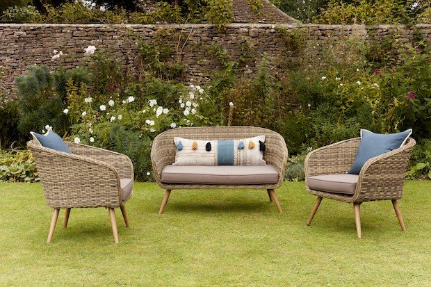 The Great Outdoors Fresh Garden Chic Furniture Essential Surrey Sw London