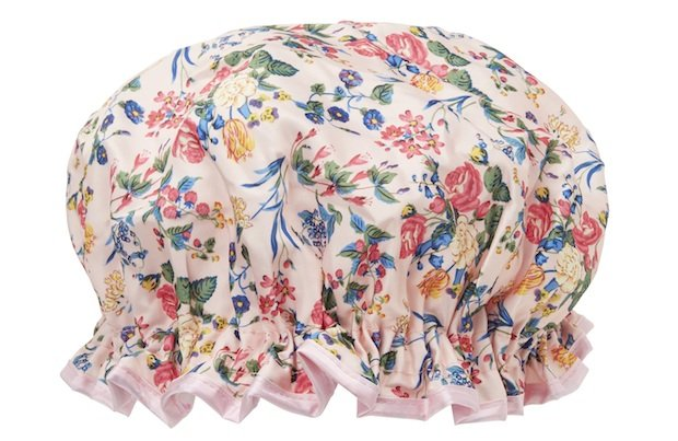 The Vintage Cosmetic Company Shower Cap Floral Vintage Design, £7.50 copy.jpg