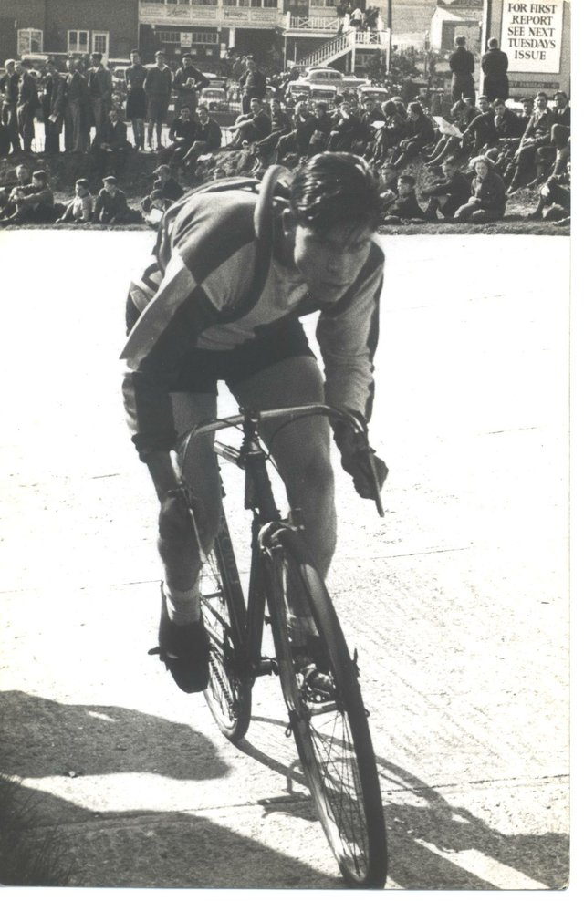 Polytechnic Cycle Race H.Findley