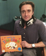 Richard Hammond with Tim-Tron when making audio-book.png