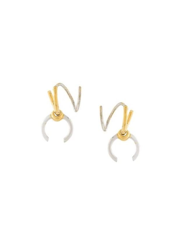 Riga Twirl Earrings