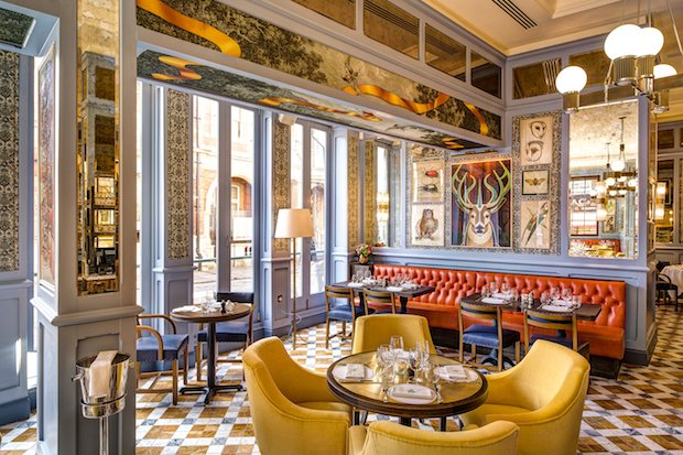 The Ivy Comes To Richmond Essential Surrey