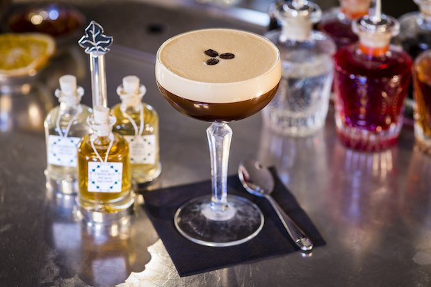 The Ivy Café, Richmond - Espresso Martini with infusions - Paul Winch-Furness copy.jpg